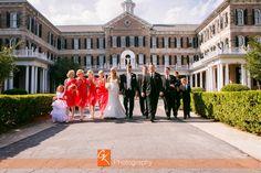 "Kristy & Ryan | Wedding | New Orleans - GK Wedding Photographer New Orleans ""Bridal Party"""