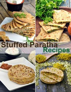 84 Stuffed Paratha Recipes, Paratha Recipe, Tarladalal.com | Page 1 of 7