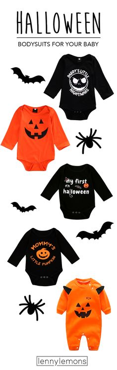 UPTO 70% OFF & FREE USA SHIPPING. Halloween outfits for your baby, look at these cute halloween costumes. Clothes for babies.