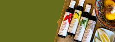Green & Blu ελαιόλαδα με γεύσεις!!! Olive Oils, Balsamic Vinegar, Wine Rack, Green, Products, Olive Oil, Wine Racks, Gadget
