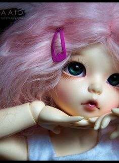 Rosy Cheeks by ~aaid