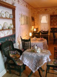 Doll House Tea Room