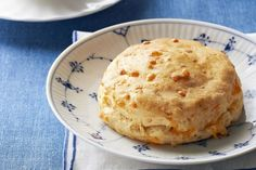 Go the extra mile and make scones from scratch. These Cheese Scones are almost as easy to make and you can taste the difference in just one bite. Cheese Scones, Savory Scones, Cheddar Biscuits, Kraft Recipes, Pastry Blender, Food Facts, What To Cook, Breakfast Recipes, Recipes