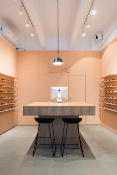 Eyewear Shop, Bratislava, Architecture Design, Conference Room, Furniture, Home Decor, Architecture Layout, Decoration Home, Room Decor