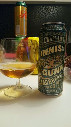Lager Beer by Innis & Gunn