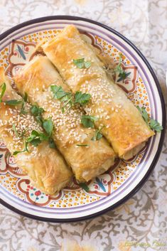 Traditional Turkish Breakfast with Eggplant Borek via LittleFerraroKitc., , Traditional Turkish Breakfast with Eggplant Borek via LittleFerraroKitc. Simit Recipe, Borek Recipe, Slow Cooking, Cooking Recipes, Turkish Breakfast, Breakfast Dishes, Breakfast Platter, Breakfast Waffles, Turkish Borek