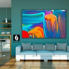 Cuadro Decorativo Tayrona Store Para Sala o Alcoba Pintura Pincel