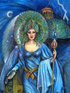 Hera by Pamela Matthews