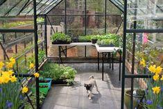 greenhouse gardening eliot coleman