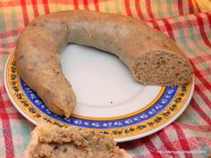 Pasztetowa domowa parzona | Stare Gary Cold Cuts, Lamb, Sausage, Homemade, Meat, Dinners, Food, Dinner Parties, Home Made
