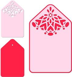 Silhouette Design Store - View Design #23462: lace top tag