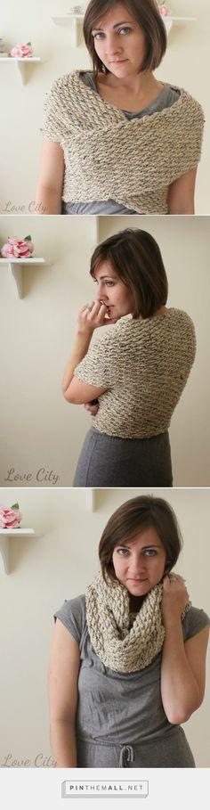 Love City: crochet love {wrap sweater} - free #crochet pattern