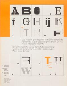 TM SGM RSI, Typografische Monatsblätter, issue 6, 1984. Cover designer: Heinrich Fleischhacker