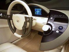 Oldsmobile Profile Interior - Study in circles