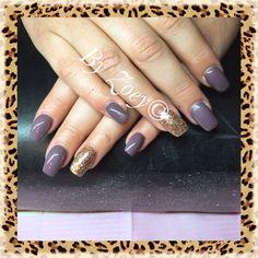 nails, acrylic nails , nail art MY work