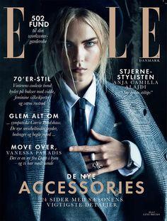 Line Brems – Elle Demnark, November 2015