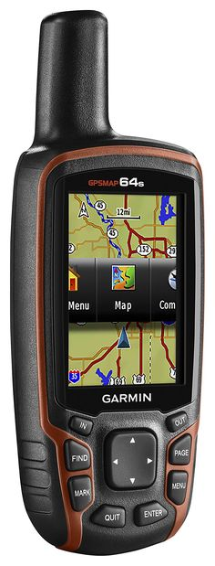 Garmin® GPSMAP® 64s Handheld GPS Unit | Bass Pro Shops