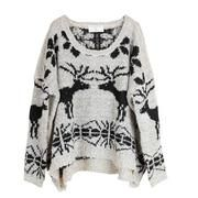 Moose sweater - TheFind
