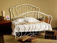 cama viúva de ferro
