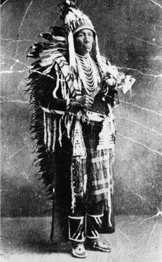 Strong Eagle, Spokane Medicin Man