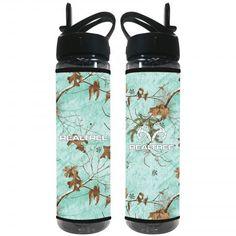 Realtree Sea Glass Bling Water Bottle
