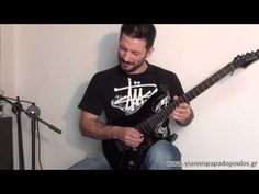 ╪★1st Place Winner★ Yiannis Papadopoulos • Ibanez Guitar Solo Competition 2013╪ - YouTube