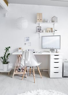 53 New Ideas For Design Studio Interior Workspaces Eames Chairs
