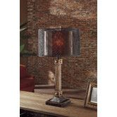 """Found it at Wayfair - Montana 31"""" H Table Lamp with Drum Shade"""