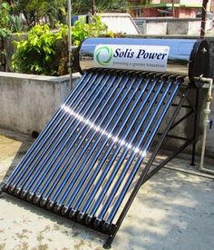 What Makes Solar Power Work? - Thermal Solar systems make use of the sun to provide heat. It is used to heat the building, or the hot water supply for the building. It makes use of tubing, and a type of antifreeze to accomplish this.
