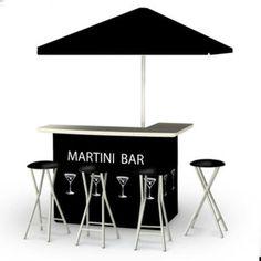 Martini Bar Set