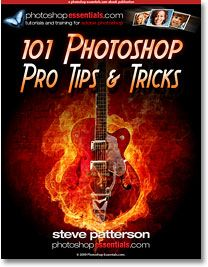 101 Photoshop Pro Tips & Tricks PDF