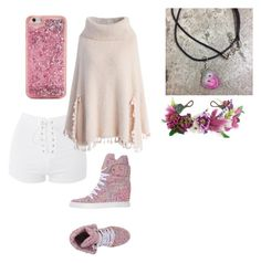 """""""More Pink!"""" by pcnhs-magnex ❤ liked on Polyvore featuring art"""