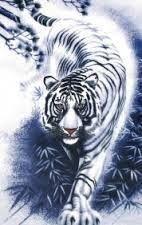 Tiger Tattoo Designs of Snow Leopard Tattoo, Leopard Tattoos, Animal Tattoos, Tiger Tattoo Design, Tattoo Designs, Tattoo Ideas, Wild Animals Pictures, Tiger Pictures, Geisha Art