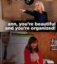 the douche parks and recreation   Friendship, Beautiful and Nice on Pinterest