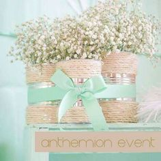 ideas y tips originales para fiestas First Communion Favors, Baby Prince, Wedding Decorations, Table Decorations, Wedding Ideas, Christening, Rustic Wedding, Wedding Flowers, Projects To Try