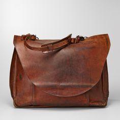 Fossil Vintage Leather Mailbag