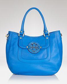 Beautiful Baby Blue Tory Burch purse