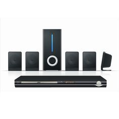Refurbished Curtis DVD5088 Home Theater System - 450W
