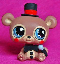 Kawaii Toy Freddy FNAF Five Nights at Freddy's by LittleCustomShop