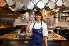 Dominique Crenn on France, Fine Dining, and Chef Life