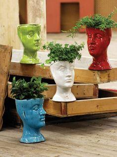 Forest Spirit Planter ==