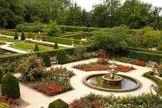 Castle Gardens of Arcen, #park #thenetherlands #beautifulplaces