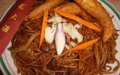 Kínai pirított tészta recept fotóval