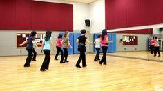 Tell The World - Line Dance (Dance & Teach in English & 中文)