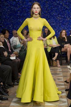 Dior Alta Costura otoño-invierno 2012/13. Foto: Imaxtree
