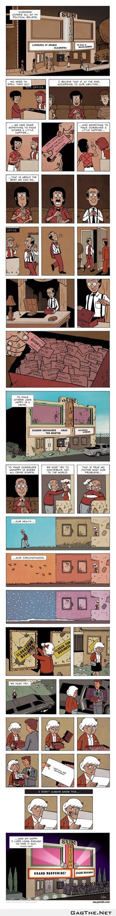 On Kindness from Zen Pencils