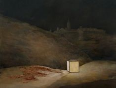 José Manuel Ballester artist's work The third of May in the Guggenheim Bilbao Museum's Collection. Johannes Vermeer, Classic Paintings, Great Paintings, Pablo Picasso, Pieter Brueghel El Viejo, Guggenheim Museum Bilbao, Hidden Spaces, History Activities, Guernica