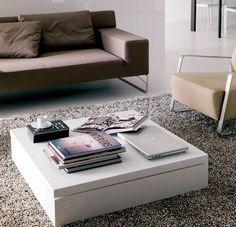 Table basse relevable - 25 designs modernes et élégants