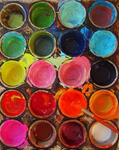 Colour: Colour is the property of an object that allows it to produce different sensations on the eye due to the way it reflects or emits light.
