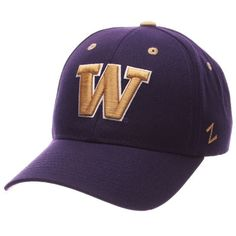 2d946ac6eec Men s Zephyr Purple Washington Huskies Competitor Structured Adjustable Hat